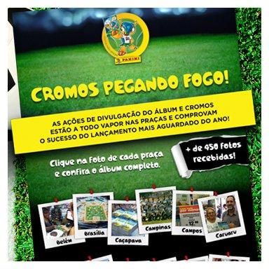 Campanha Panini Copa