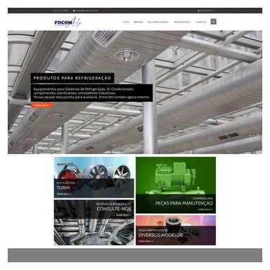 Website Focom Air