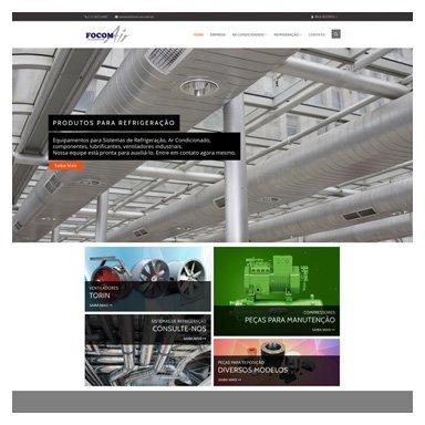 Website Focom Air